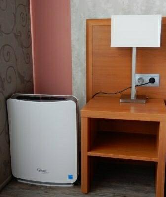 Vybrané pokoje hotelu Avanti v Brně jsou vybaveny čističkou vzduchu a protiroztočovými povlaky včetně matrací.