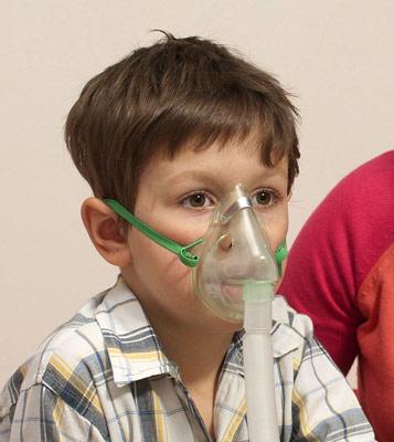 Inhalování čistí a posiluje dýchací soustavu
