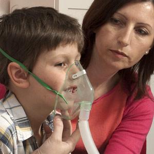 Inhalátor pomůže při jakémkoli druhu rýmy a kašle