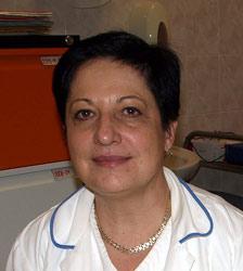 Dětské lékařka Eva Schallerová ve své ordinaci
