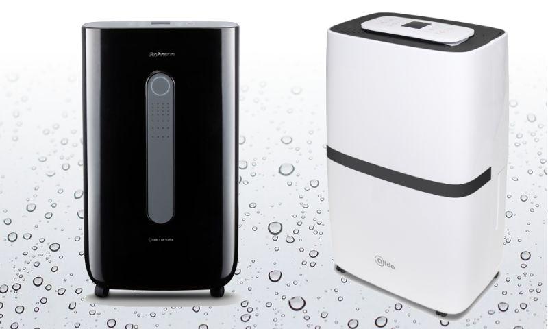 Elektrické odvlhčovače vzduchu jsou dostupnou ochranou před vysokou vlhkostí (ilustrační obrázek: ProAlergiky.cz)