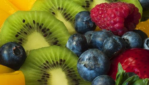 Ovoce a zelenina jsou pro detox velmi vhodné