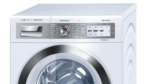 Zbytky pracích prostředků umějí odstraňovat například pračky Bosch s programem AlergiePlus