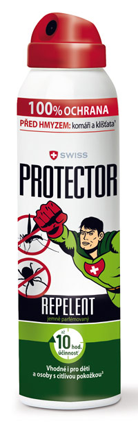 Swiss Protector repelent