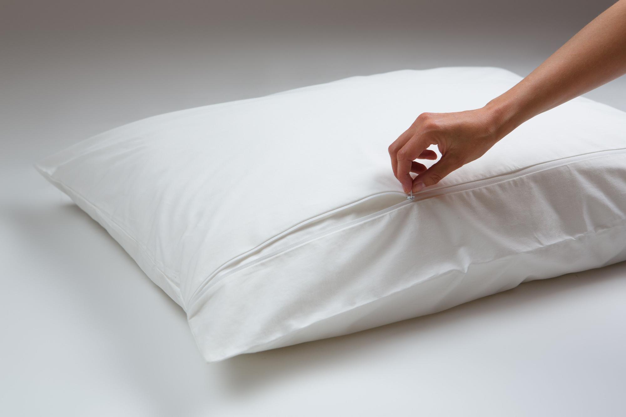 Vysokou účinnost a zároveň maximální komfort nabízejí bavlněné protiroztočové povlaky Protecsom (foto: ProAlergiky.cz)