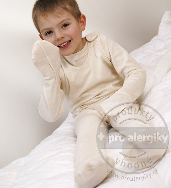 DermaProtec - oděvy pro děti s atopickým ekzémem