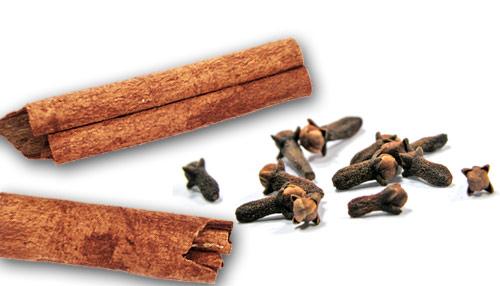 """Skořice nebo hřebíček patří mezi """"oblíbené"""" přírodní alergeny"""
