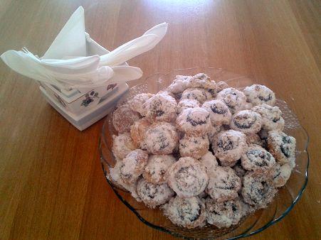 Svatební koláčky bez lepku podle Radky