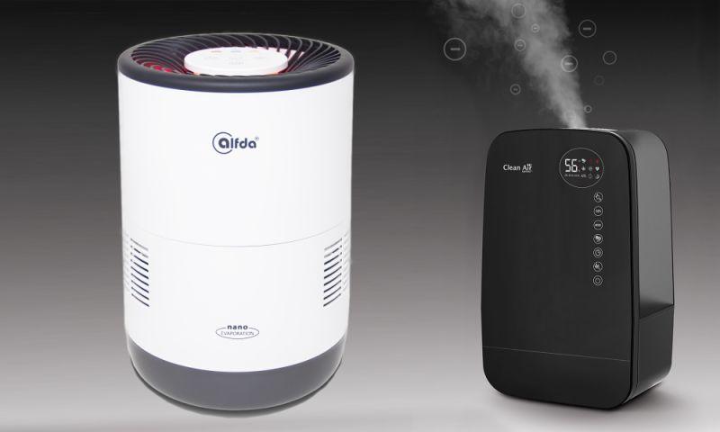 Účinné zvýšení vlhkosti v místnosti zajistí zvlhčovač vzduchu (ilustrační obrázek: ProAlergiky.cz)